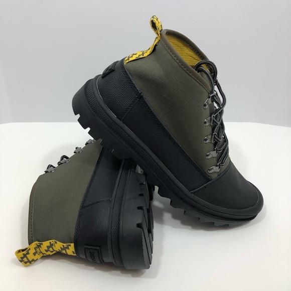 1491ef29b92 Toms NWT Cordova Tarnac Olive Black Ripstop Boots NWT